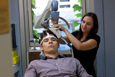 Berenson-Allen Center for Noninvasive Brain Stimulation